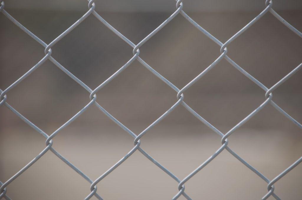フェンスの画像